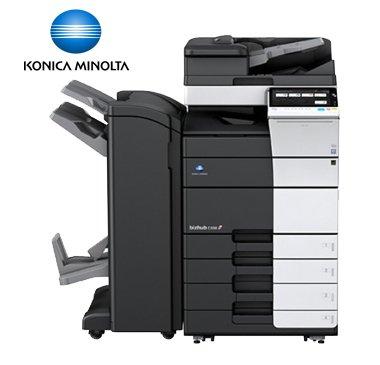 Konica Minolta multifunction printers