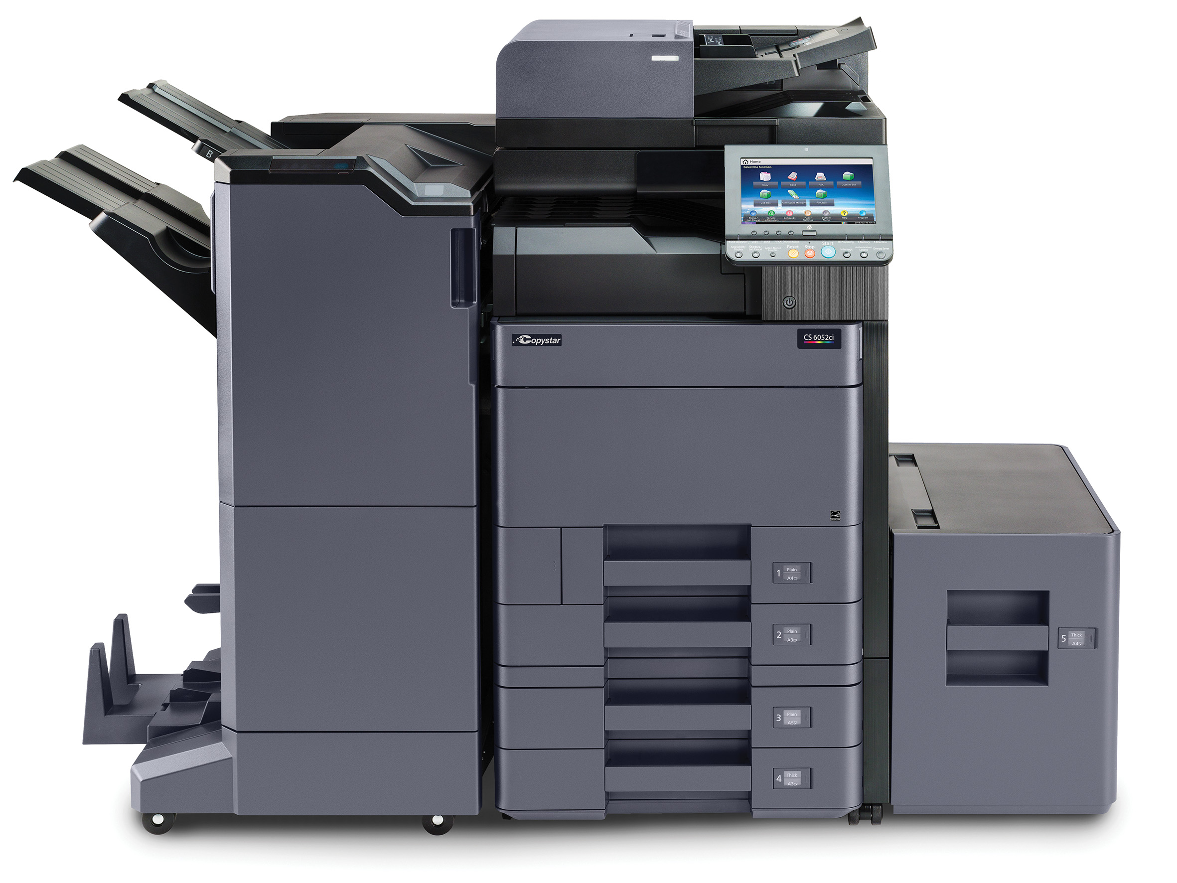 Copystar Cs 6052ci Copystar Copiers Chicago Color Mfp