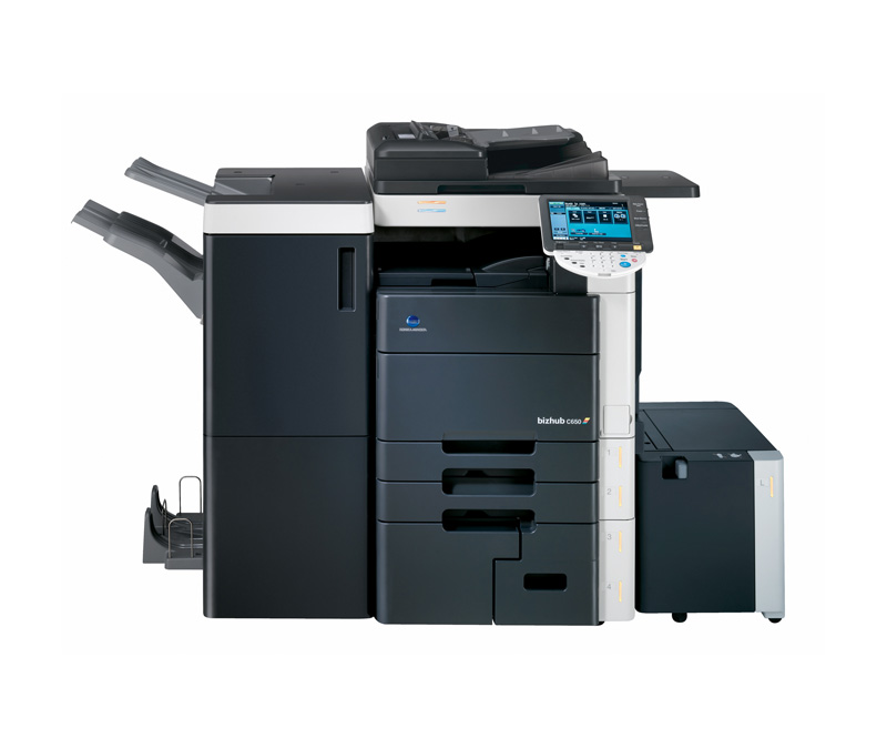 KONICA C650 SERIES PCL TREIBER WINDOWS 8