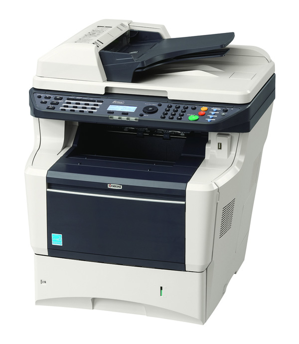 Kyocera Fs 3040mfp Kyocera Copiers Chicago Black And