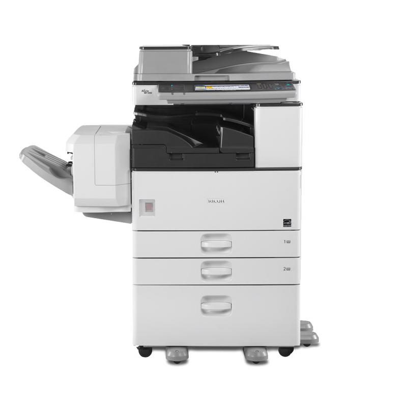 Ricoh Aficio MP 2852 Copier - Ricoh copiers Chicago - Black