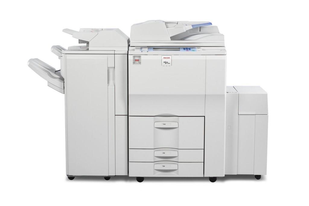 ricoh aficio mp 5500 ricoh copiers chicago black and white mfp rh digitalcopier org Aficio MP 201 Driver Win7 Control Panel Ricoh Aficio MP 5001