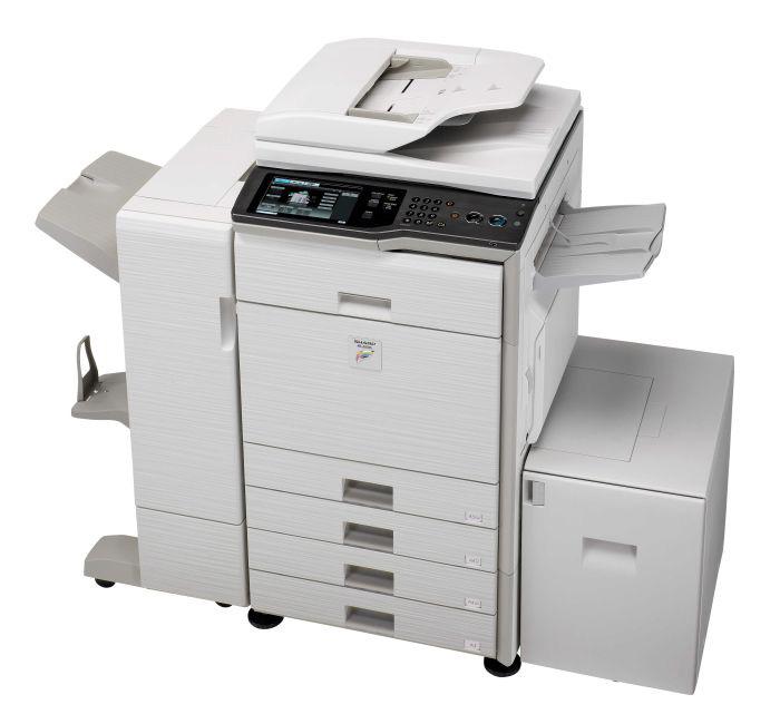 sharp mx-2600n - sharp copiers chicago