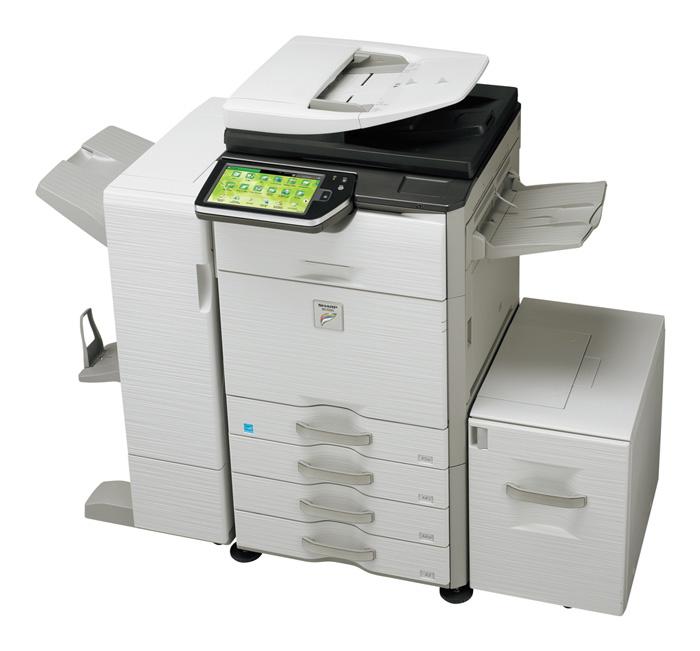 Sharp Mx 3110n Sharp Copiers Chicago Color Mfp Copiers