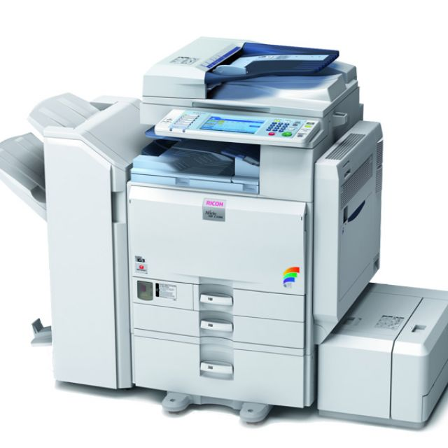 Ricoh Aficio MP C3300 Copier