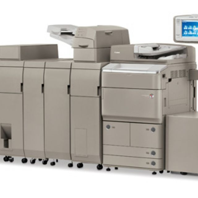 Canon imageRUNNER ADVANCE IR 8105 Copier
