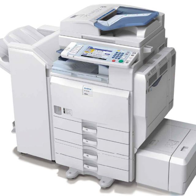 Gestetner MP 5000 Copier