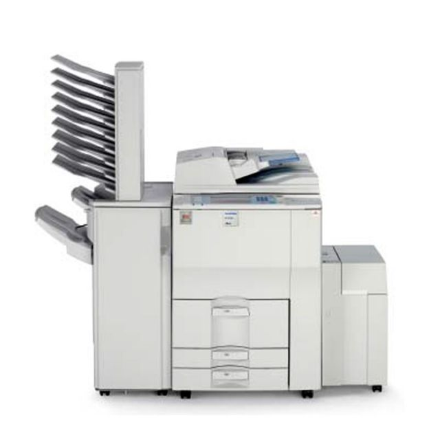 Gestetner MP 5500 Copier