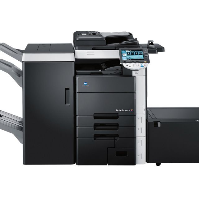 Konica Minolta bizhub C652DS Copier