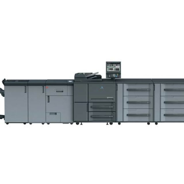Konica Minolta bizhub PRESS 1250 Copier