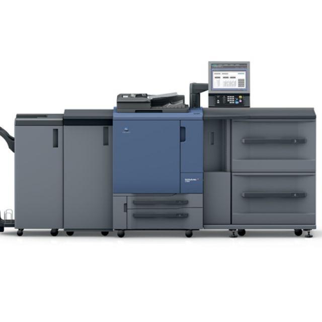 Konica Minolta bizhub PRESS C1060 Copier