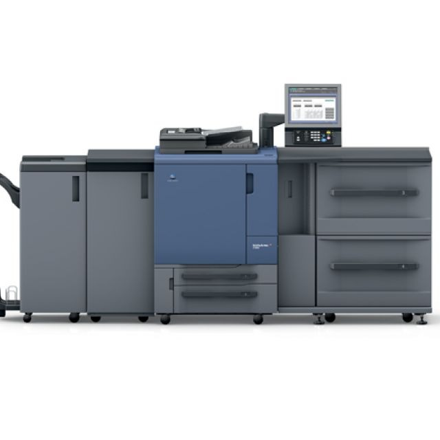 Konica Minolta bizhub PRESS C1070 Copier