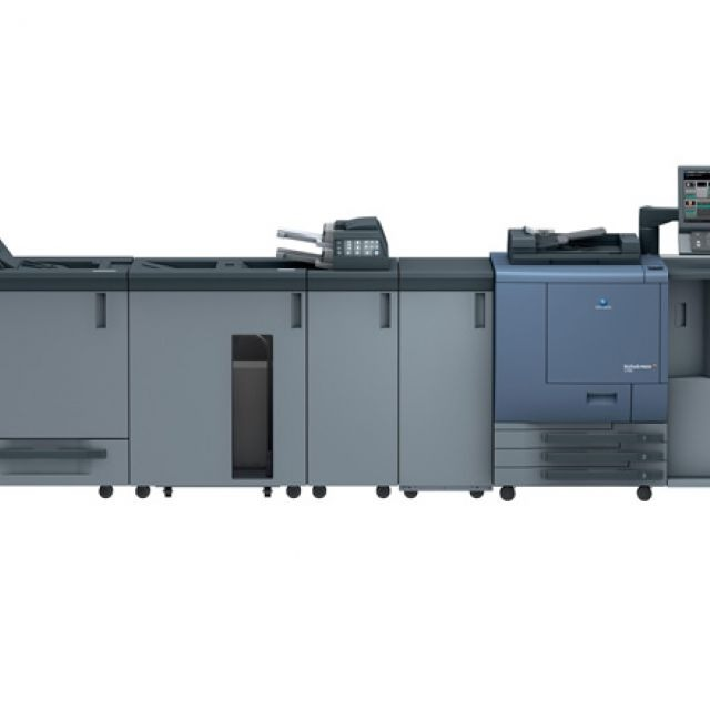 Konica Minolta bizhub PRESS C7000 Copier