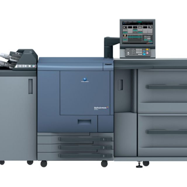 Konica Minolta bizhub PRESS C70hc Copier