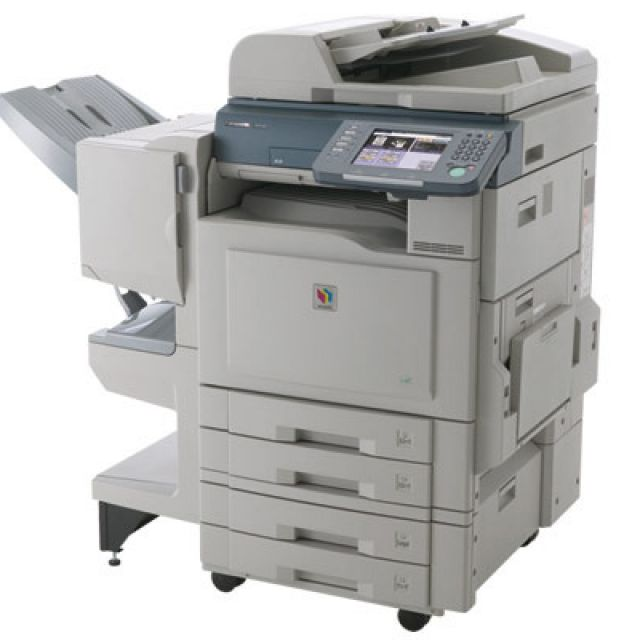 Panasonic DP-C213-PUA Copier