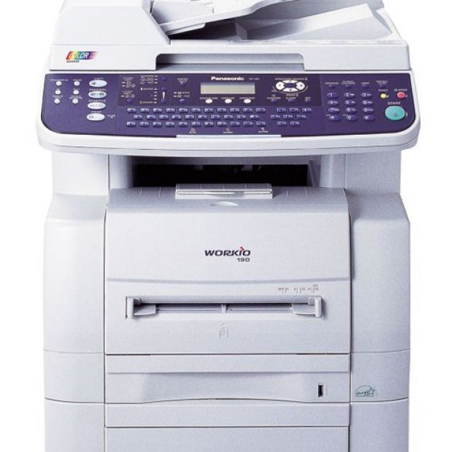 Panasonic WORKiO DP-190 Copier