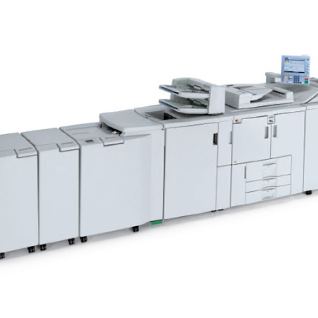 Ricoh Aficio MP 1100 Copier
