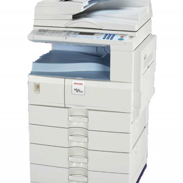 Ricoh Aficio MP 2500 Copier