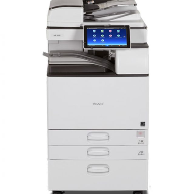 Ricoh Aficio MP 2555 Copier