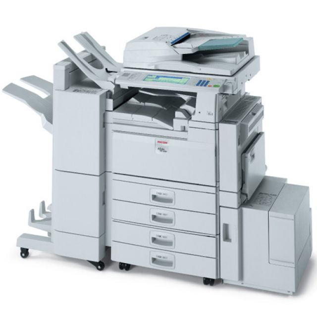 Ricoh Aficio MP 3500 Copier
