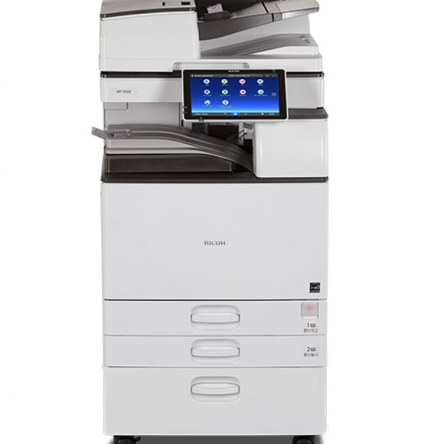 Ricoh Aficio MP 3555 Copier