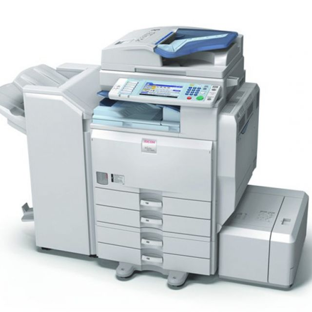Ricoh Aficio MP 5000 Copier