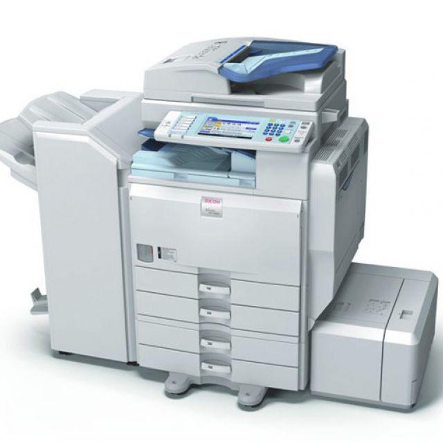 Ricoh Aficio MP 5000 Copier