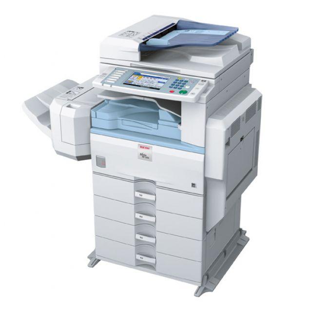 Ricoh Aficio MP 5001 - Ricoh copiers Chicago - Black and
