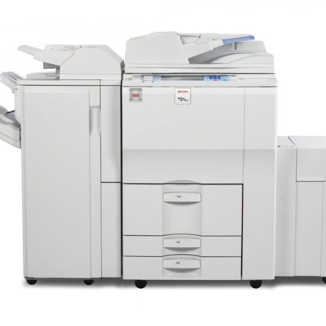 Ricoh Aficio MP 5500 Copier