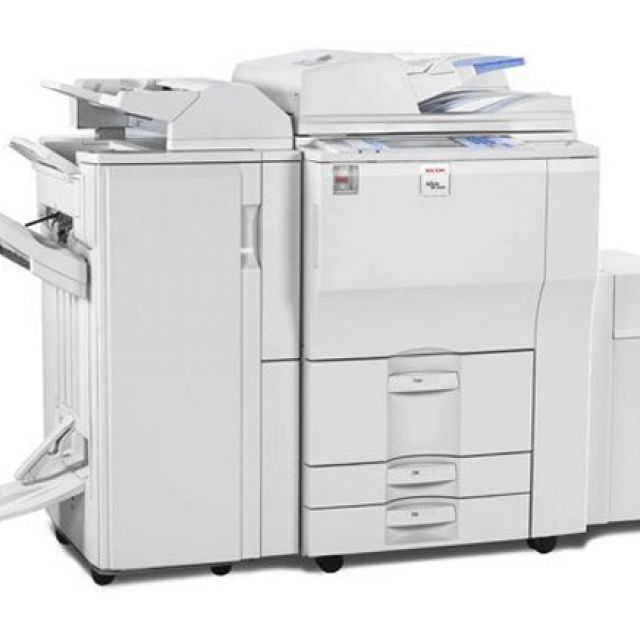 Ricoh Aficio MP 6000 Copier