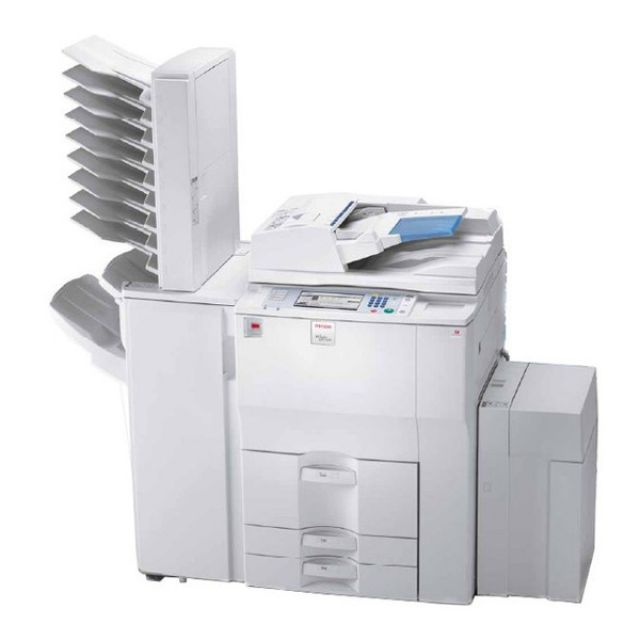 Ricoh Aficio MP 7000 Copier