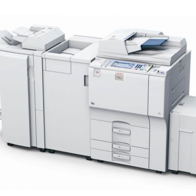 Ricoh Aficio MP 7001 Copier