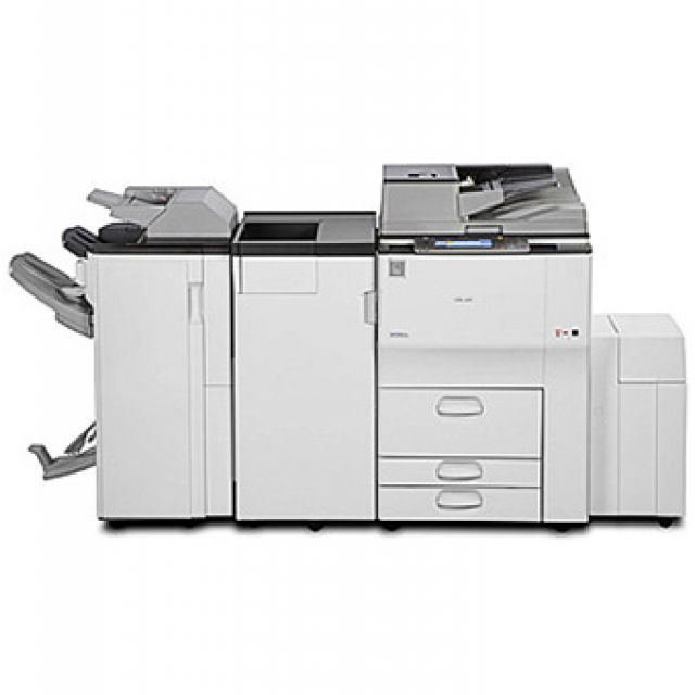 Ricoh Aficio MP 7502 Copier