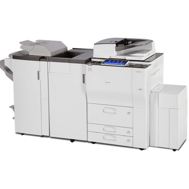 Ricoh Aficio MP 7503 Copier