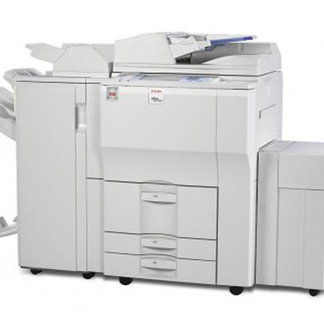 Ricoh Aficio MP 8000 Copier
