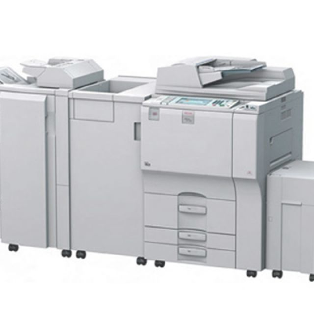 Ricoh Aficio MP 8001 Copier