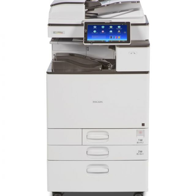 Ricoh Aficio MP C2004ex Copier