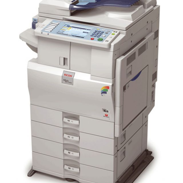 Ricoh Aficio MP C2050 Copier
