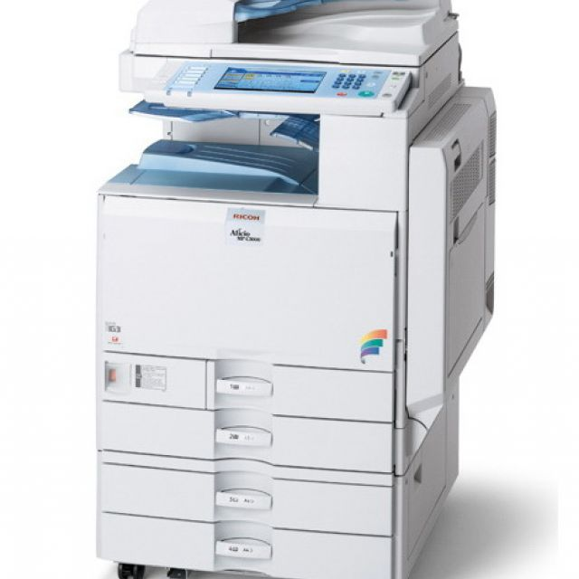 Ricoh Aficio MP C2500 Copier