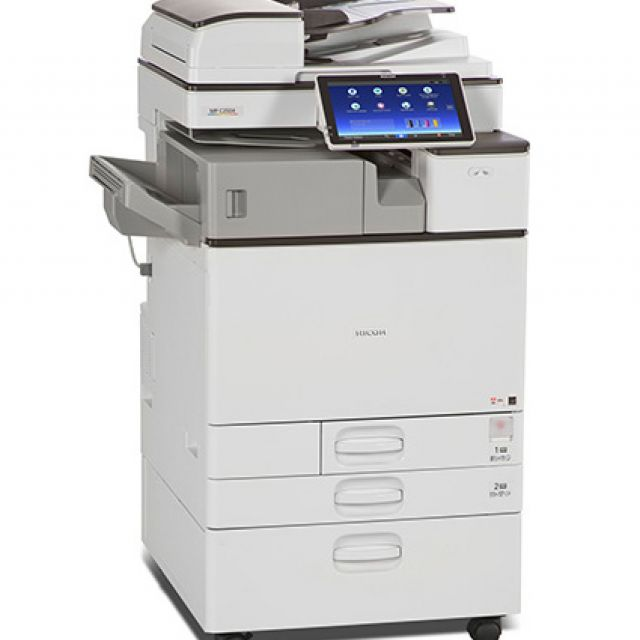 Ricoh Aficio MP C2504ex Copier