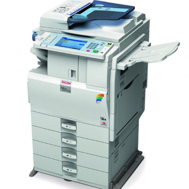 Ricoh Aficio MP C2550 Copier