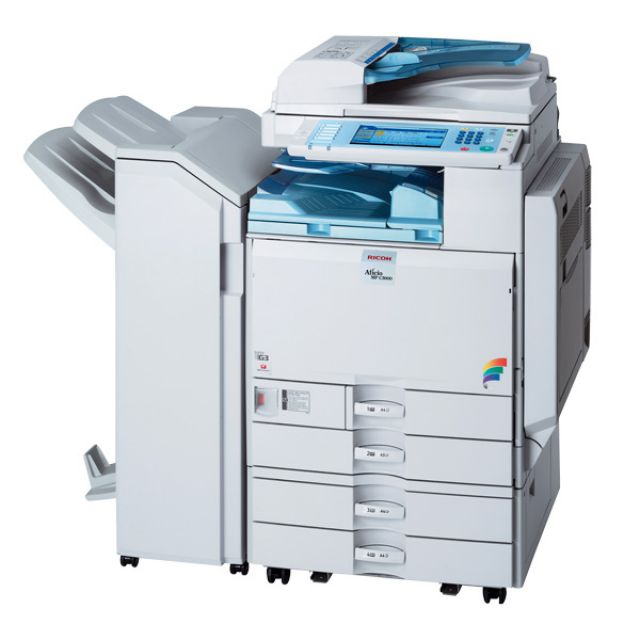 Ricoh Aficio MP C3000 - Ricoh copiers Chicago - Color MFP