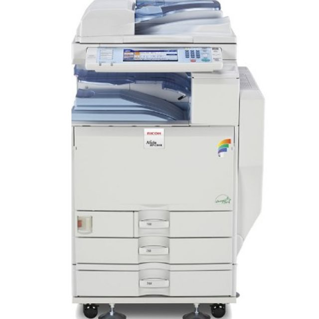 Ricoh Aficio MP C3001 Copier