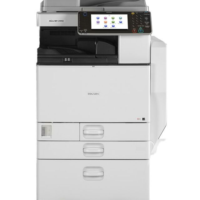 Ricoh Aficio MP C3002 Copier