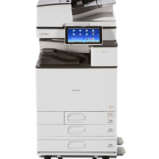 Ricoh Aficio MP C3004 Copier