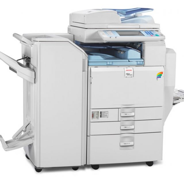 Ricoh Aficio MP C3500 Copier