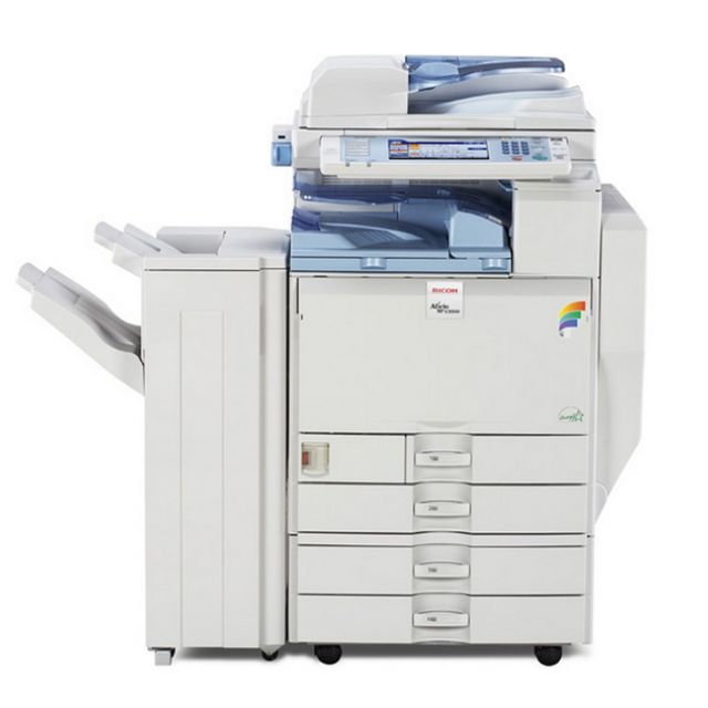 Ricoh Aficio MP C3501 Copier