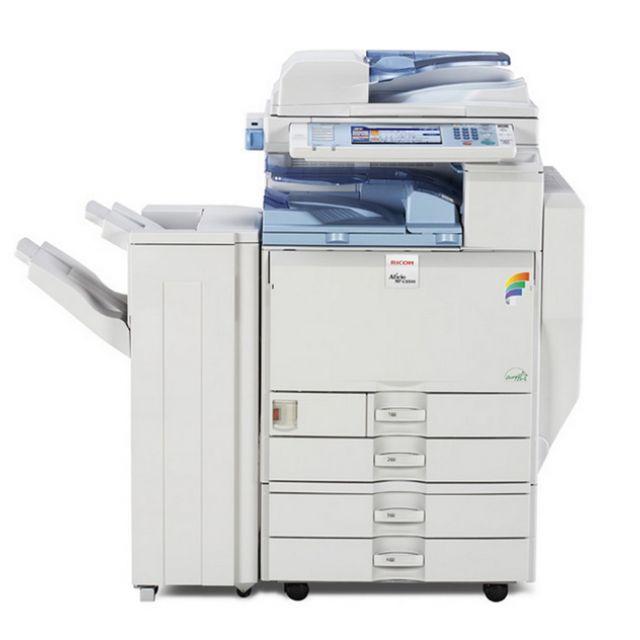 Ricoh Aficio MP C3501 Copier
