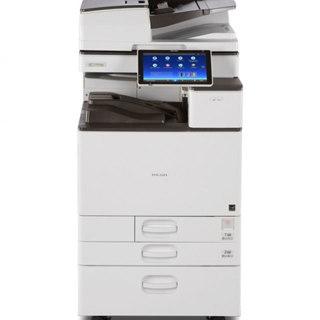 Ricoh Aficio MP C3504ex Copier