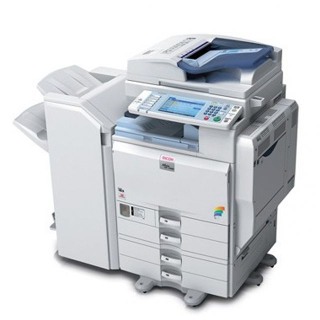 Ricoh Aficio MP C4000 Copier